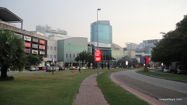 The Curve Shopping Mall Damansara