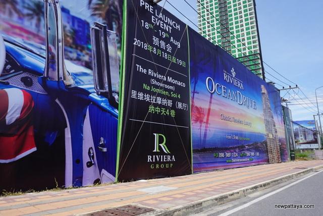 Riviera Ocean Drive Pattaya